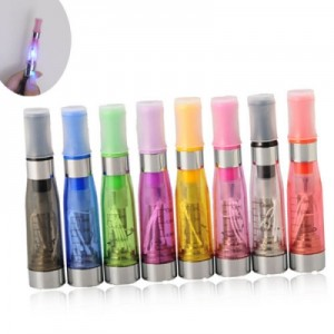 E5Cigs.com CE4 with LED Clearomizer 61733
