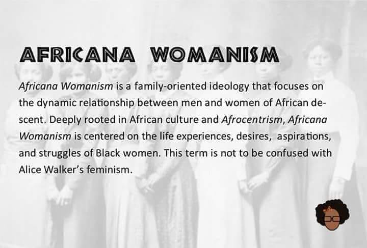 Africana Womanism